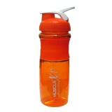 MuscleXP Trendy Shaker,  Design 7 Orange  750 Ml