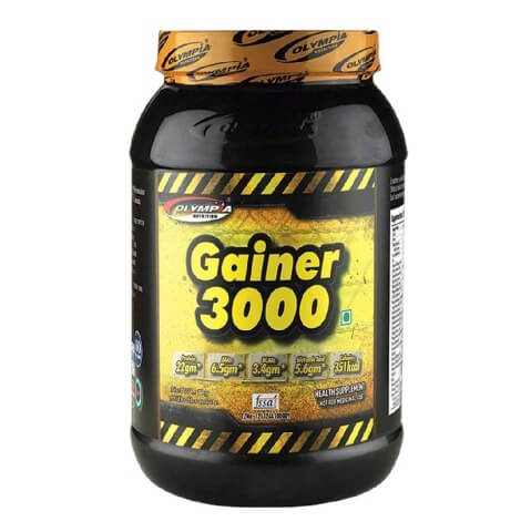 Olympia Gainer 3000,  2.2 lb  Chocolate