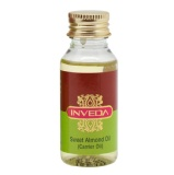 Inveda Sweet Almond Oil,  60 Ml  For All Skin Type