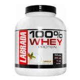 Labrada 100% Whey Protein,  4.13 Lb  Vanilla