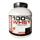 Labrada 100% Whey Protein,  4.13 Lb  Strawberry