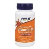Now Vitamin D (1000 IU),  120 Veggie Capsule(s)