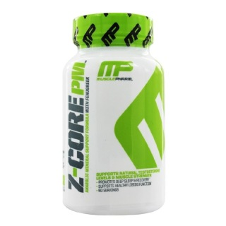 MusclePharm Z Core PM,  60 capsules  Unflavoured