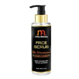 Man Arden Face Scrub,  100 Ml  With Turmeric And Saffron