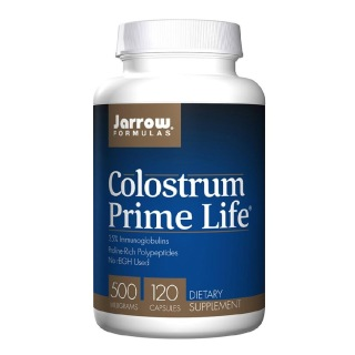 Jarrow Formulas Colostrum Prime Life 500 mg,  120 capsules