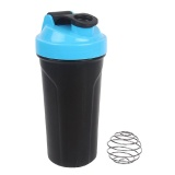 Day2Day Brilliant Shaker,  Sky Blue & Black  750 Ml