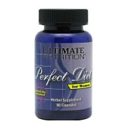 Ultimate Nutrition Perfect Diet for Women,  90 capsules  Unflavoured