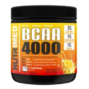 Nutrimed Instantized BCAA Aminos 4000,  0.44 lb  Tangy Orange