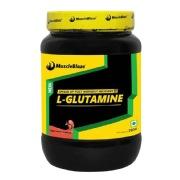 MuscleBlaze Micronized Glutamine,  0.55 lb  Fruit Punch