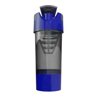 DYEG Cyclone Shaker Bottle,  Blue  500 Ml