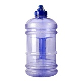 DYEG Gallon Shaker Bottle,  Blue  2.2 L