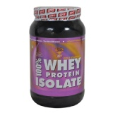 SNT 100% Whey Protein Isolate,  4 Lb  Vanilla