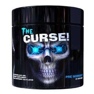 Cobra Labs The Curse,  0.55 lb  Blue Raspberry