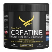 Vigour Fuel Creatine Monohydrate,  Unflavoured  0.67 lb