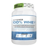 Advance Nutratech Advance 100% Whey Protein,  2.2 Lb  Chocolate Fudge