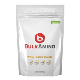 Advance Nutratech Bulk Amino Whey Protein Isolate,  2.2 Lb  Unflavoured