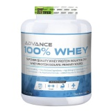 Advance Nutratech Advance 100% Whey Protein,  4.4 Lb  Chocolate Fudge