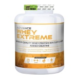 Advance Nutratech Whey Extreme Protein Powder,  4.4 Lb  Chocolate
