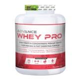 Advance Nutratech Advance Whey Pro,  4.4 Lb  Chocolate Fudge