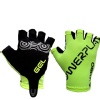 KOBO Ladies Exercise Gel Hand Protector Gloves (CG-04),  Green  Small