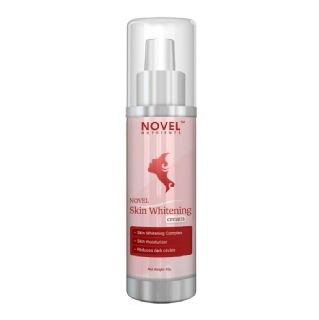 Novel Nutrients Skin Whitening Cream,  40 G  For All Skin Type