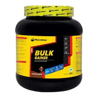 MuscleBlaze Bulk Gainer,  2.2 lb  Chocolate