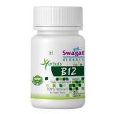 Swagat Herbals Vitamin B12,  Unflavoured  30 Capsules