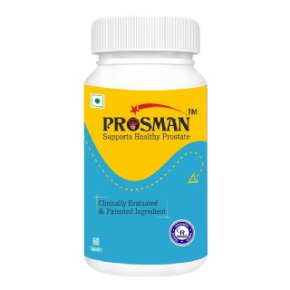 Prosman Supports Healthy Prostate,  60 capsules