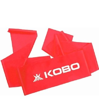 KOBO Resistance Power Band (AC-34),  Red  1500mm x 150mm