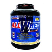Allmax All whey,  5 lb  Vanilla