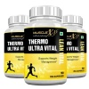 MuscleXP Thermo Ultra Lean Vital (Pack of 3),  90 capsules