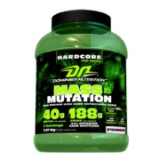 Domin8r Nutrition Whey Domination,  Strawberry  4 Lb