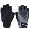 KOBO Gym Gloves (WTG-21),  Grey & Black  Small