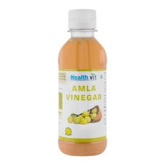 Healthvit Amla Vinegar,  0.250 L  Unflavoured