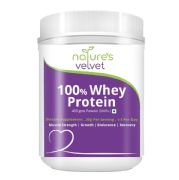 Natures Velvet 100% Whey Protein,  0.88 lb  Unflavoured