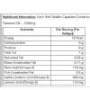 Shrey's Omega 3-6-9 Flaxseed Oil 1000 mg,  30 softgels