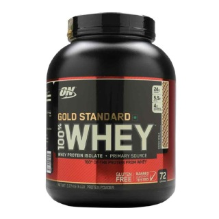 ON (Optimum Nutrition) Gold Standard 100% Whey Protein,  5 lb  Rocky Road