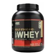 ON (Optimum Nutrition) Gold Standard 100% Whey Protein,  5 lb  Vanilla Ice Cream