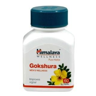 Himalaya Gokshura,  60 tablet(s)