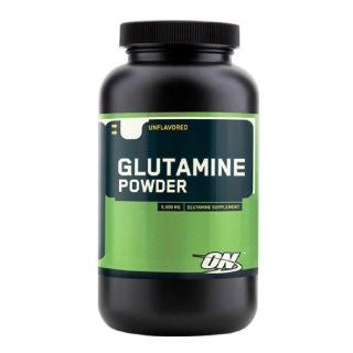 ON (Optimum Nutrition) Glutamine Powder,  0.66 lb  Unflavoured