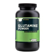 ON (Optimum Nutrition) Glutamine Powder,  0.66 lb  Unflavoured
