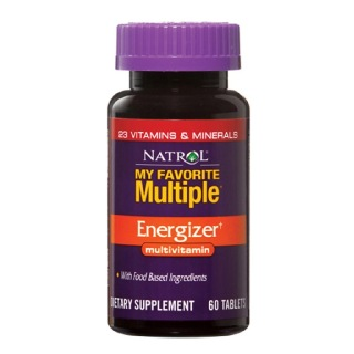 Natrol My Favourite Multiple Energizer,  60 tablet(s)  Unflavoured
