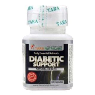 Tara Nutricare Diabatic Support,  30 capsules