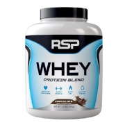 RSP Nutrition Whey,  4 lb  Chocolate