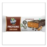 Hyp Lean Sugar Free Protein Bar,  6 Piece(s)/Pack  Oats & Peanut Brownie