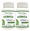 Nutra Vigour Moringa Extract (500mg) (Pack of 2),  60 capsules