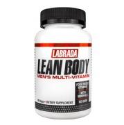 Labrada Lean Body Mens Multi Vitamin,  Unflavoured  60 capsules