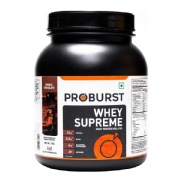Proburst Whey Supreme,  2.2 lb  Double Chocolate