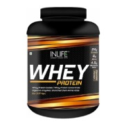 INLIFE Whey Protein,  5 lb  Chocolate