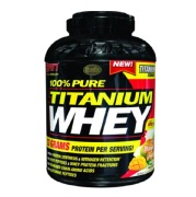 SAN 100% Pure Titanium Whey,  5 lb  Mango Peach